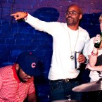 Cool Kids Invade Damon Dash's Basement!