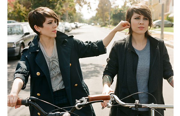 Sara And Tegan in L.a