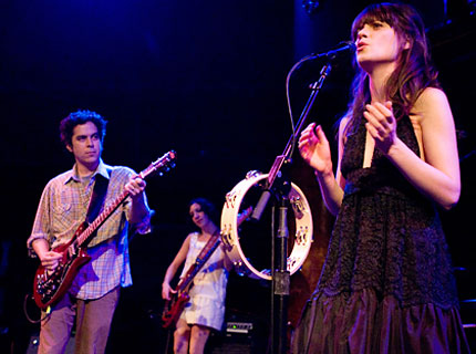She & Him Tour U.S. in July, August