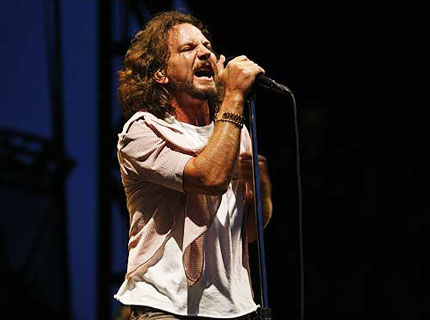 Pearl Jam Tours East Coast Before, After Bonnaroo