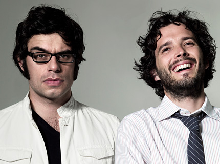 Flight of the Conchords Plot Spring Tour