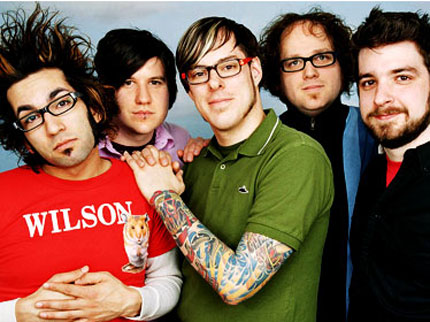 Motion City Soundtrack Plot Fall Tour