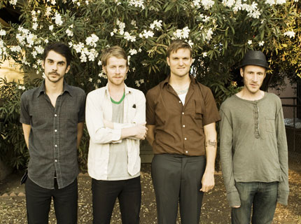 "New Cold War Kids MP3: ""Something Is Not Right With Me"""