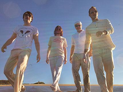 Weezer Plot North American Tour