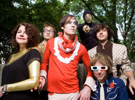 "New Of Montreal MP3: ""Id Engager"""