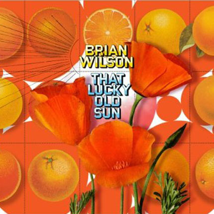 Brian Wilson, 'That Lucky Old Sun' (Capitol)