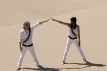 "New Rainbow Arabia MP3: ""Let Them Dance"""