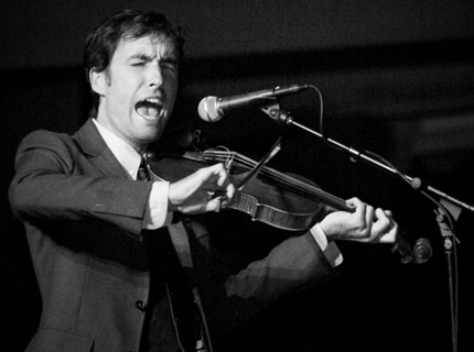 Andrew Bird Sets Release Date For New Album Spin