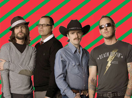 Listen to Weezer's Christmas Song! | SPIN