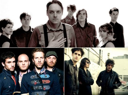 Free downloads coldplay arcade fire brmc and more spin for Miroir noir arcade fire
