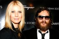 "Gwyneth Paltrow on Joaquin Phoenix: ""I'm Not Convinced"""