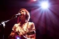 Indie Darlings Fanfarlo End Tour in NYC