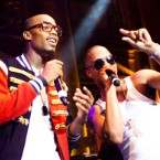 T.I., B.o.B., Mary J. Blige Live in NYC