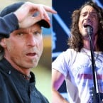 Soundgarden Pics by Baseball's Randy Johnson