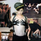 Amanda Palmer Takes SPIN Behind the Scenes of 'Cabaret'
