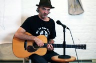 WATCH: Fran Healy Plays Song From Solo Debut