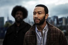 John Legend & the Roots, 'Wake Up!' (Columbia)