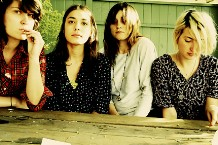 Warpaint, 'The Fool' (Rough Trade)