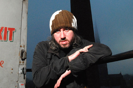 Badly Drawn Boy, 'It's What I'm Thinking Pt.1 — Photographing Snowflakes' (The End)