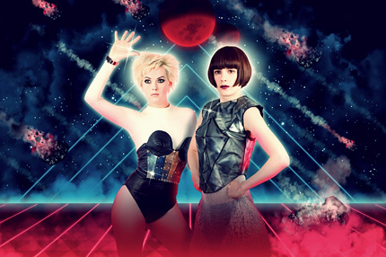 The Pipettes, 'Earth vs. the Pipettes' (Polka Dot/Fortuna Pop!)