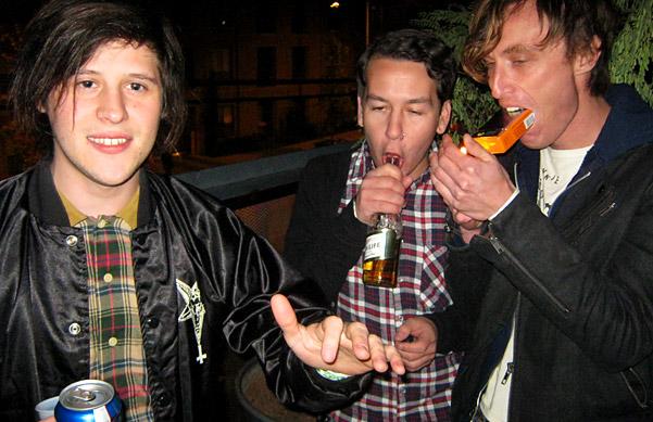 Smokin', Drinkin,' Stayin' Up All Night