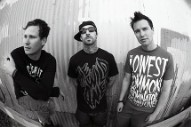 Blink-182 Plan New Album for Spring