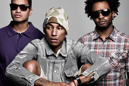 N*E*R*D, 'Nothing' (Star Trak/Interscope)