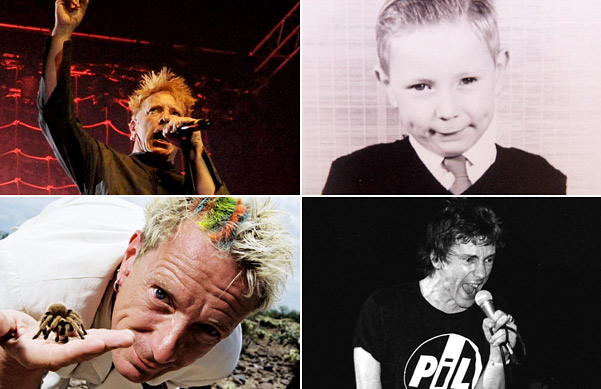 The Frontman, Through the Years