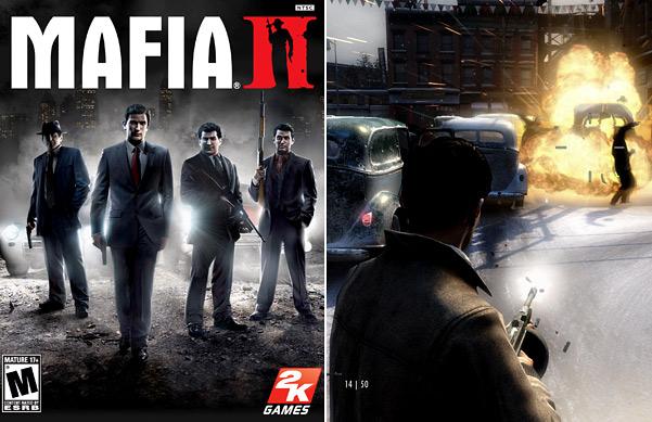 10. <i>Mafia II</i>, 2K Games
