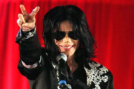 Michael Jackson, 'Michael' (Epic)