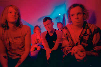 Cage the Elephant, 'Thank You Happy Birthday' (Jive)