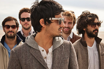 Young the Giant, 'Young the Giant' (Roadrunner)