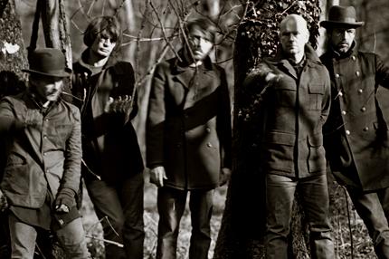 Radiohead, 'The King of Limbs' (Ticker Tape)