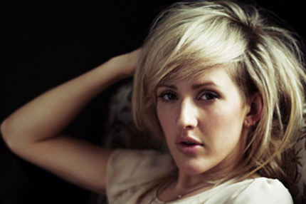 Ellie Goulding, 'Lights' (Cherrytree/Interscope)