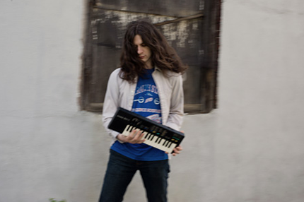 Kurt Vile, 'Smoke Ring for My Halo' (Matador)
