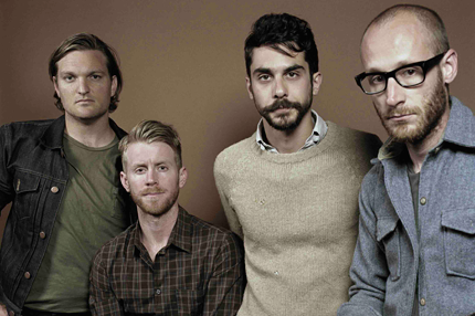 Why They're Called… Cold War Kids