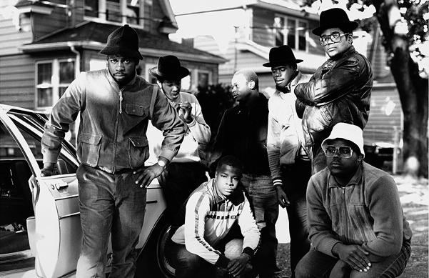 cf547149ecbbb Run-D.M.C. and Posse - Hip Hop - 5