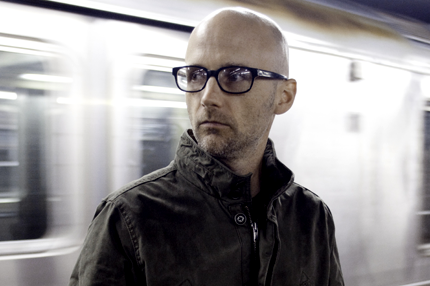 Moby, 'Destroyed' (Mute)