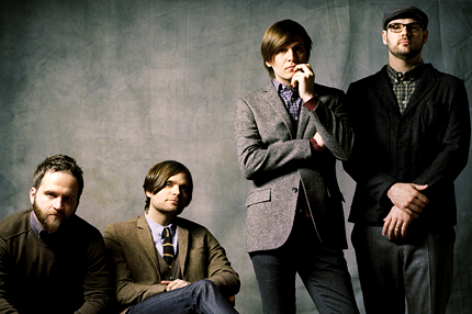 Death Cab Return With Uplifting Guitar Anthem