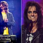 Metal Stars Rock 'Golden Gods' Show