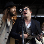 All Access: Mumford, Edward Sharpe Launch Train Tour!