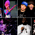 Lil Wayne, Nicki Minaj, Travis Barker & More