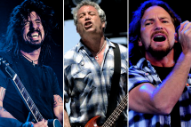 Grohl, Vedder Do Surprise Appearance at Watt Show