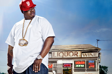 E-40, 'Revenue Retrievin': Graveyard Shift' (Heavy on the Grind Ent./EMI)