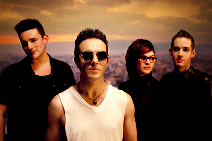 Glasvegas, 'Euphoric///Heartbreak\' (Columbia)