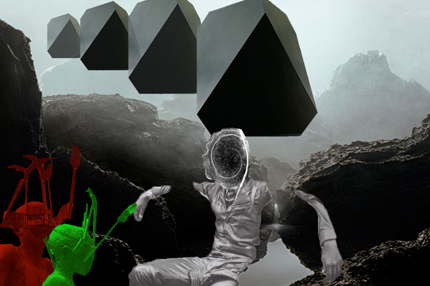 Shabazz Palaces, 'Black Up' (Sub Pop)