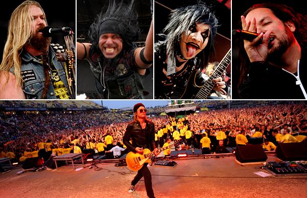 Metalheads Unite!