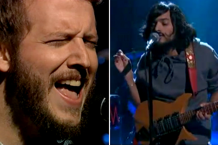 Bon Iver, Yeasayer Debut New Material on Late Night