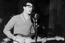 Various Artists, 'Rave on Buddy Holly' (Fantasy/Concord)