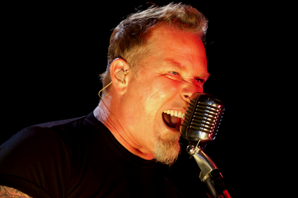 Metallica Team With Lou Reed for Next Album
